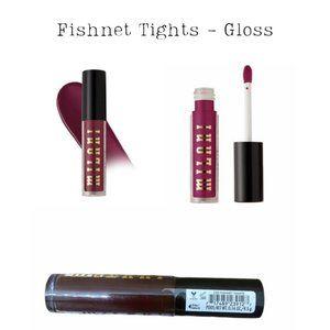 💋 5/$20 Milani Lip Gloss - Fishnet Tights